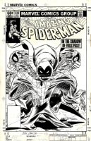 Amazing Spider-Man 238 Cover by John Romita Jr - FIRST HOBGOBLIN! Comic Art